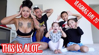 OUR MORNING ROUTINE WITH 3 KIDS!!