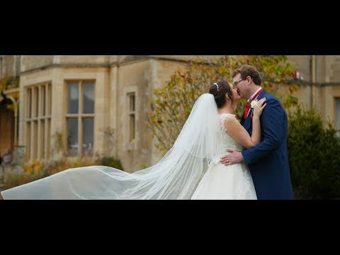 Orchardleigh House & Estate Wedding Film // Alexander & Samantha: 21.11.17//