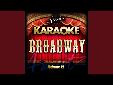 One Night Only (In The Style Of Dreamgirls) (Karaoke Version)