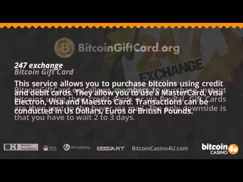 You Can Now Buy Bitcoins Instantly Using Your Credit Card