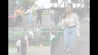 Weekend In York | UK Travel Vlog