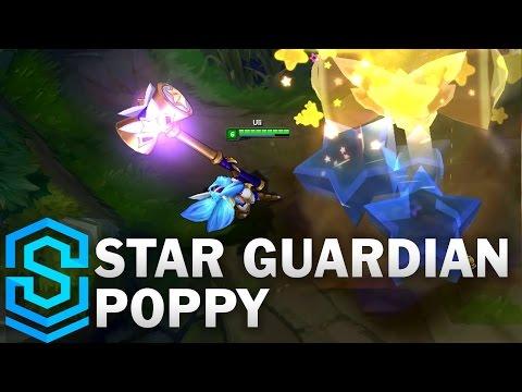 Star Guardian Poppy Skin Spotlight - League of Legends