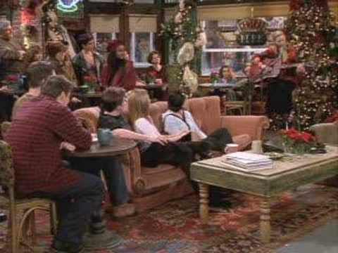 Friends - Phoebe's Christmas Song