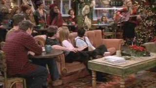Friends Phoebe's Christmas Song