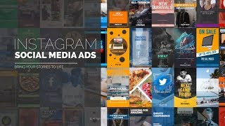 Facebook Video Ads Template