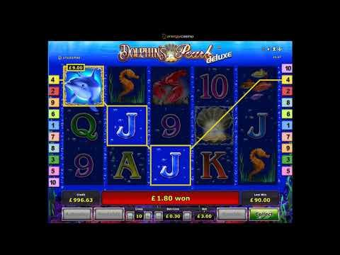 Игровой автомат Dolphin's Pearl Deluxe играть бесплатно и без регистрации онлайн