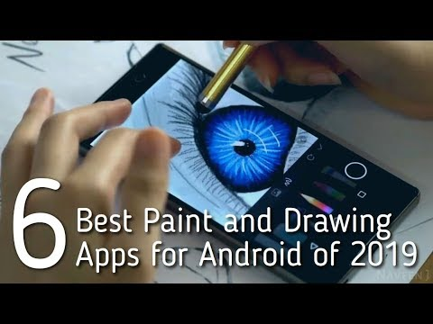 6 Best Paint And Drawing Apps For Android Of 2019 [HD]