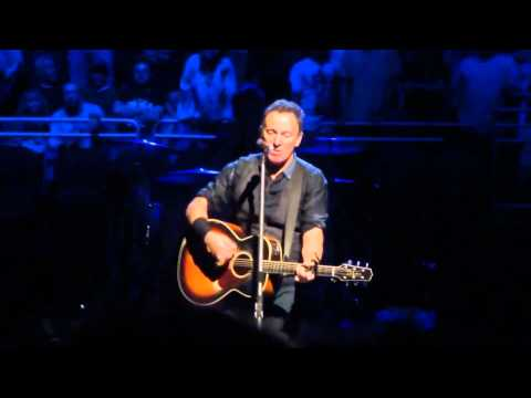 Bruce Springsteen - The Weight (Prudential Center, Newark, NJ, 2012-05-02) - Multicam, dubbed.