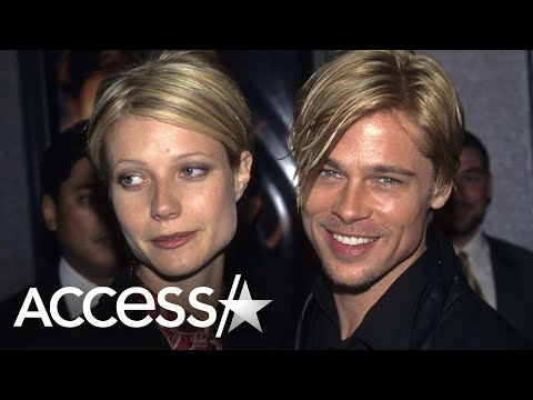 Gwyneth-Paltrow-Reflects-On-Her-Brad-Pitts-Matching-Haircuts