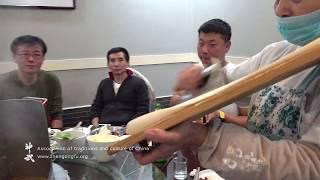 Китайская лапша для приготовления дао сяо мянь. Китай 2018