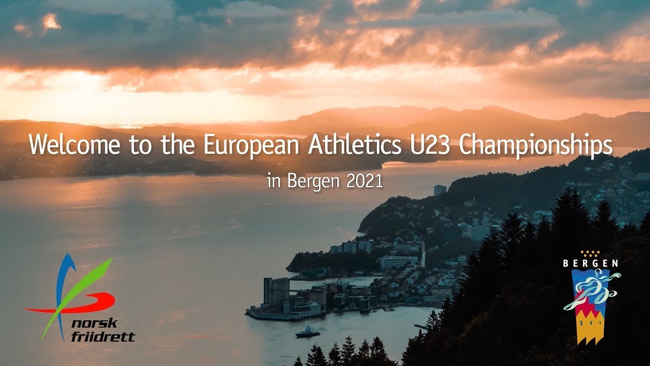 Thumbnail: European Athletics U23 Championships in Bergen