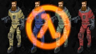 GoldSrc Forever - A Half-Life 20th Anniversary Tribute