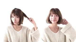 【SALONIA】CERAMIC CURL IRON 32mm【HOWTO】 thumbnail