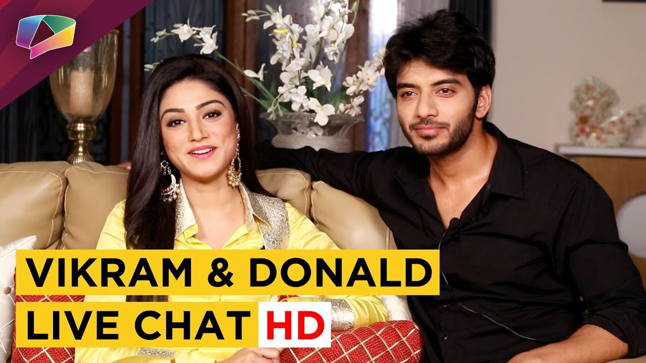 Vikram Singh Chauhan And Donal Bisht Get Into A Live Chat With India