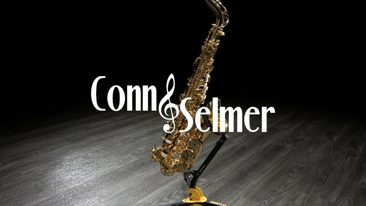 Conn-Selmer DAS180 Avant Alto Sax, Lacquered | Gear4music demo