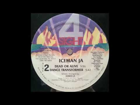 Iceman Ja -  Dead Or Alive (Vocal)
