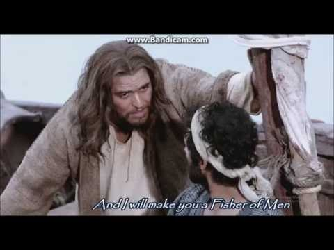 Peter - Becoming Fisher Of Men - Son Of God/ The Bible With English Subtitles