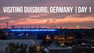 Visiting Duisburg, Germany 🇩🇪   Day 1   [4K]