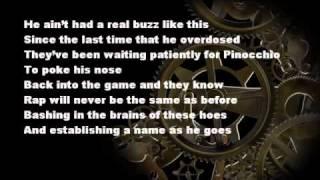 The Game T.I. Eminem 2-Pac - Better Days  with lyrics