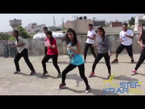 Student Project  Zumba Fitness Routine  Better When Im Dancing  Basic Dance Choreography