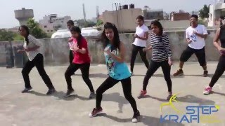 Student Project - Zumba Fitness Routine | Better When I'm Dancing | Basic Dance Choreography