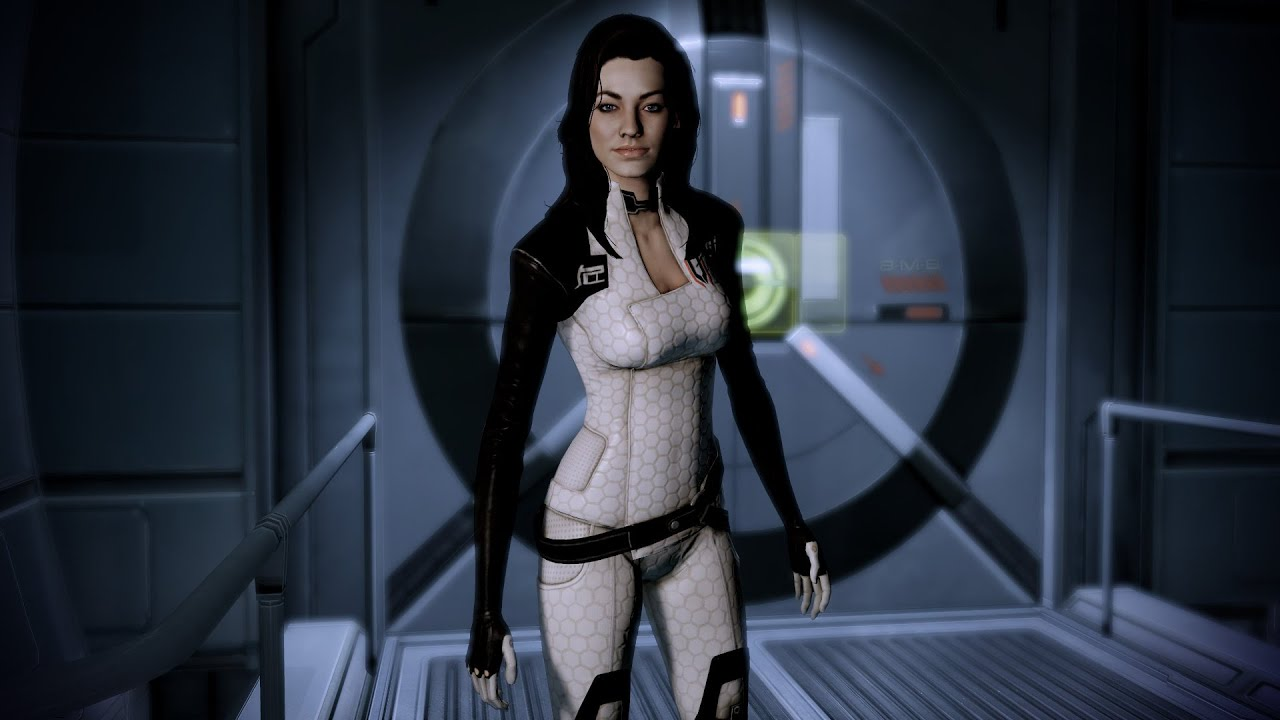 Naked miranda from mass effect hentai movie