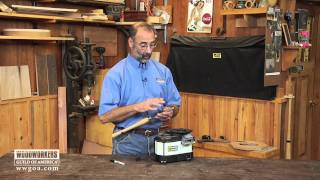 Woodworking Tools: Hand Tools - Sharpening Chisels at the Right Angle