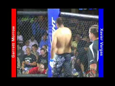Xavier Vargas vs. Garrett Morrow - Combat Zone 34