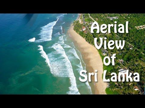 Amazing Aerial View of Sri Lanka | Clicklanka.com