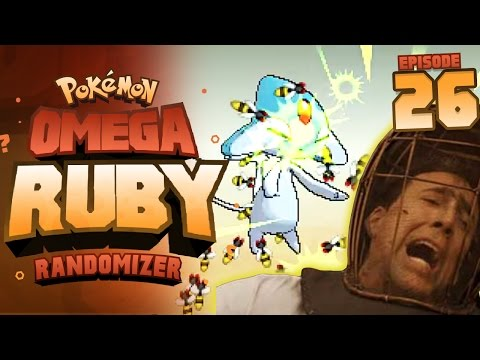 NOT THE BEES - Pokémon Omega Ruby & Alpha Sapphire RANDOMIZER Nuzlocke Episode 26!