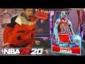 I pulled a Michael Jordan on NBA 2K20