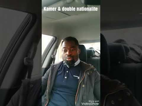 Patrice Nganang est LIBRE,yaounde s'embrouille sur la double nationalite ALORS quelle est 1realite!