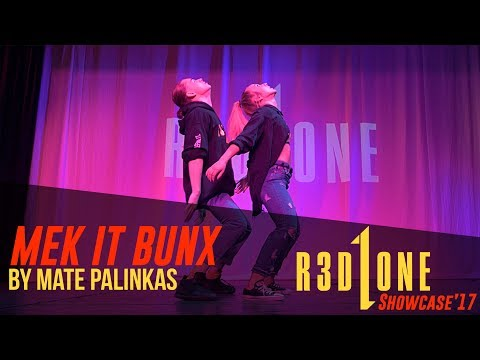 "DeeWunn ft Marcy Chin ""Mek It Bunx"" Dance Performance by Mate Palinkas ft. Lilla Radoci"