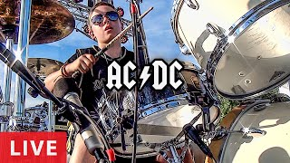 Ac Dc LIVE 10 year old Drummer.mp3