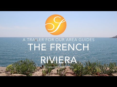 The Stunning FRENCH RIVIERA: Nice, Cannes, Monaco, Menton, A