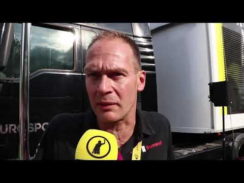 """Iwan Spekenbrink over woedende Dumoulin: """"Heel normaal dat een sportman emotie laat zien"""""""