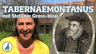 Tabernaemontanus mit Stefanie - Ausbildung Wildkräuterschule