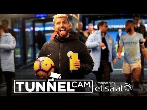 TUNNEL CAM | Man City 6-0 Chelsea | 2018/19 Premier League