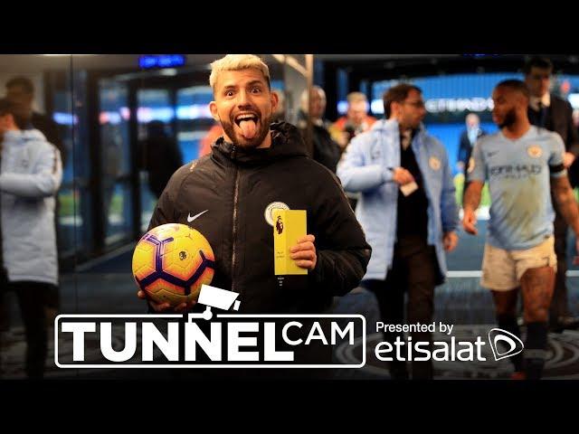 TUNNEL CAM   Man City 6-0 Chelsea   2018/19 Premier League
