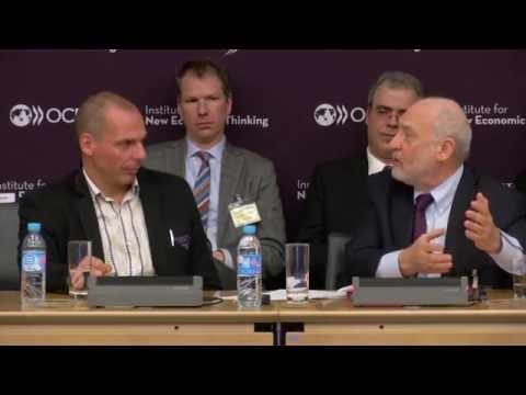 Yanis Varoufakis and Joseph Stiglitz