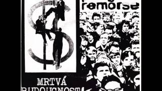 PANGS OF REMORSE (czech rep.) split 7´´ep 1996 w/Mrtvá Budoucnost