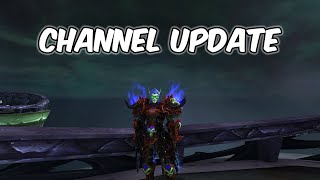 Channel Update - Frost Death Knight PvP - WoW BFA 8.2.5