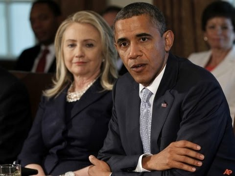 Hillary Clinton Rips Obama on Foreign Policy...and She is Wrong