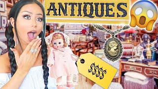 A VERY #EXTRA ANTIQUE SHOPPING SPREE!
