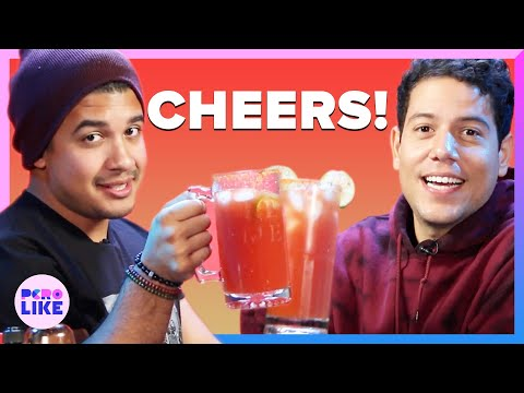 Who Can Make The Best Michelada?