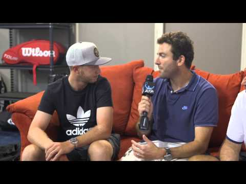 2015 Interview With Jay And Daniel Berger - YouTube