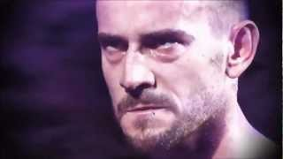 Cm punk vs The Undertaker TRIBUTE 2013 HD [ Theme Song:Bones ]