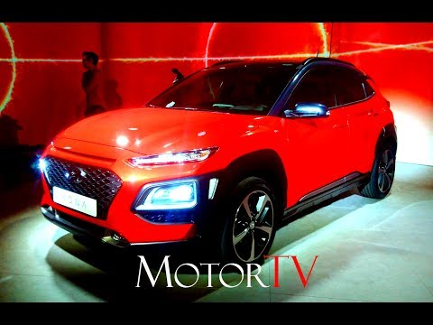COMPACT SUV : ALL NEW 2018 HYUNDAI KONA REVEAL l Full Event (ENG)