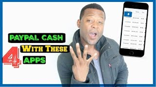 4 Apps That Make Money Online With Paypal
