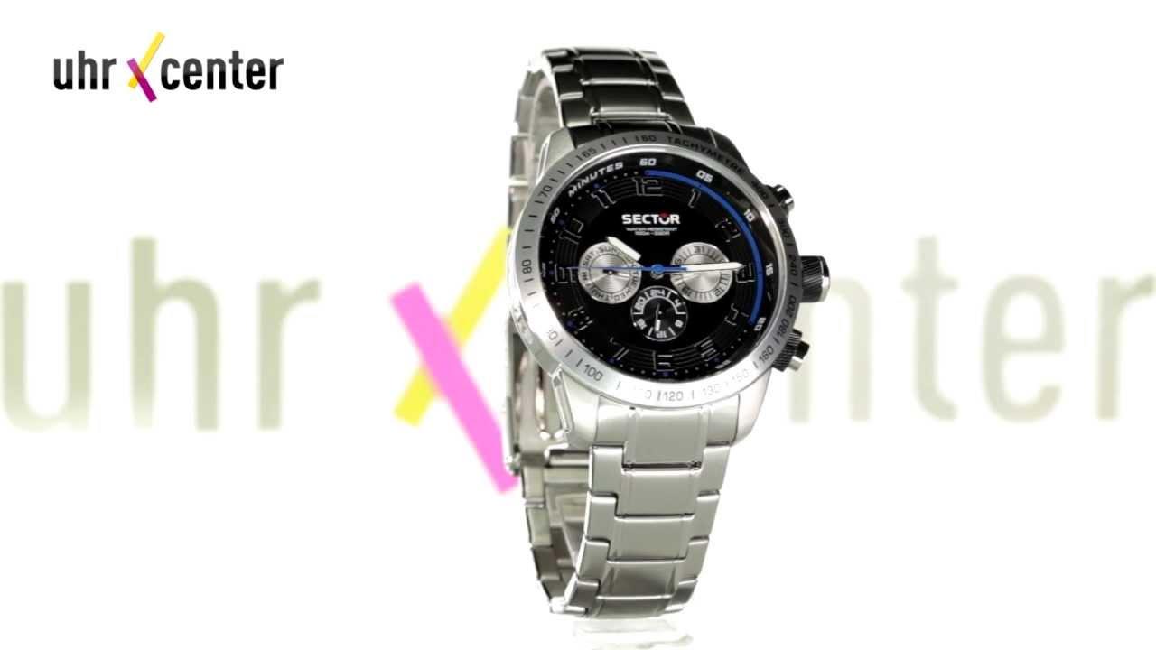 Sector herren armbanduhr xl 850